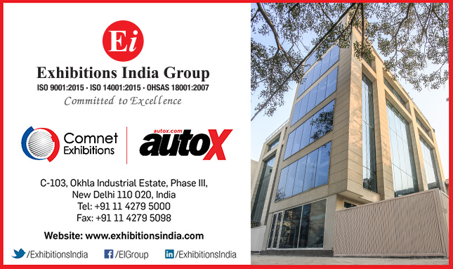 Exhibitions India Group - C-103, Okhla Industrial Estate, Phase III, New Delhi - 110020