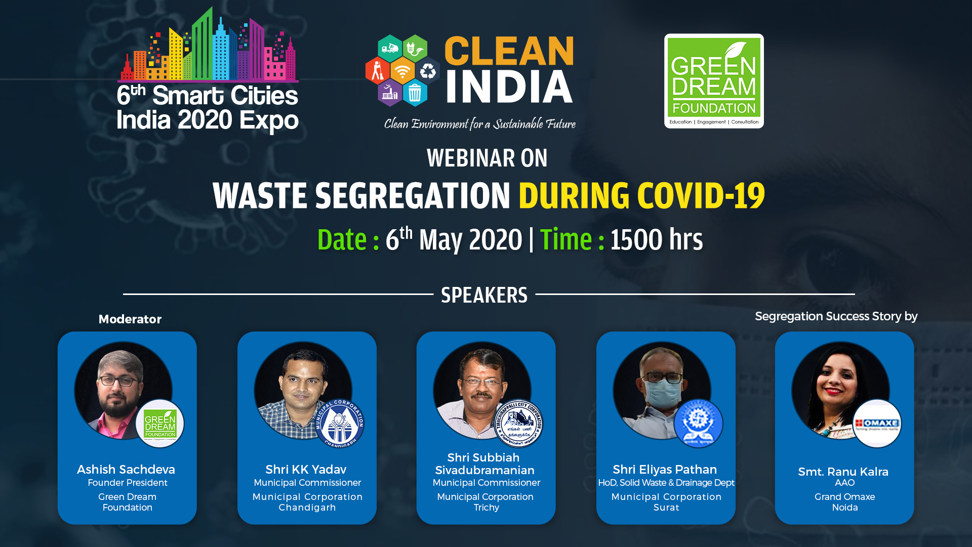 Webinar on Waste Segregation during COVID-19